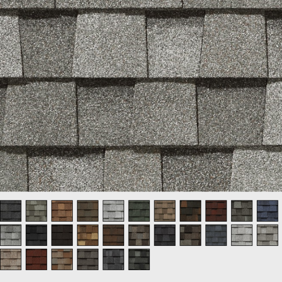 Asphalt Shingles - Frost Roofing, Fencing, Siding - Indiana