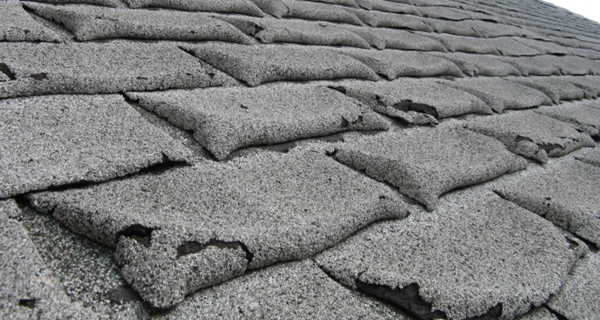 Really Bad Shingles Frost Roofing 855 853 7678 Siding